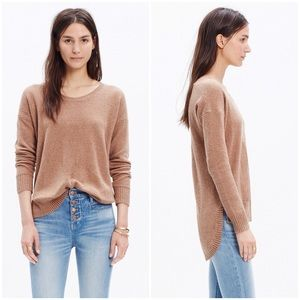 Madewell Chronical Texture Pullover Sweater